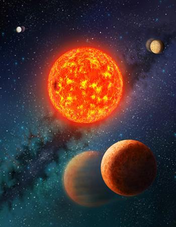 除了地球的「大表哥」,火星也找到「兄弟」