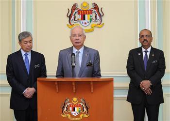 馬來西亞淨選盟號召促總理納吉下臺