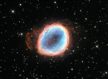 哈伯望遠鏡新照片 垂死恆星的最後時刻