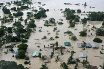 豪雨成災 東南亞多國傳災情