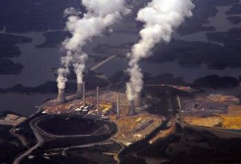 美抗暖化鎖定電廠 業者不滿料興訟