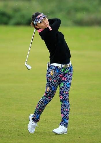 LPGA英國公開賽/盧曉晴第六名作收 生涯大賽最佳