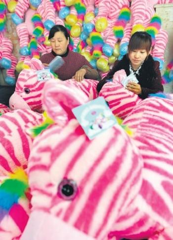 病從口入 中國印度製玩具多含致癌物