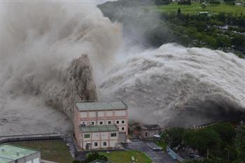 颱風雙北停水逐步擴大 影響地區一覽