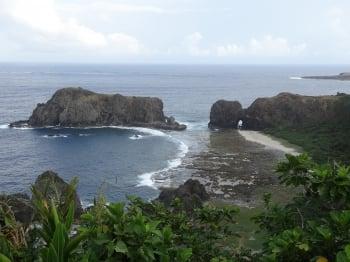 足旅神祕綠島 走踏歷史的遺跡
