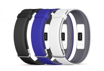 Sony新智慧手環  脈搏感測器上手