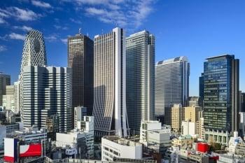 海外熱錢湧入日本房地產