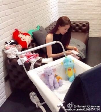 昆凌餵母乳睡不夠 周董稱女兒像自己