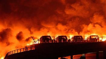 美老兵網站:天津爆炸為核爆襲擊 實乃中國9.11