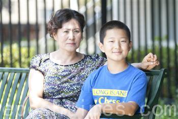 高智晟給兒子生日寄語:有缺憾的生命也美麗