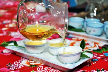 溫柔的東方美人茶