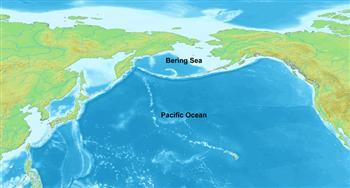 美軍首次在阿拉斯加近岸處發現中共艦隊