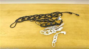 各種電線這樣編 儲存使用超方便