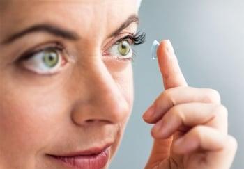 戴隱形眼鏡 照護3招免感染