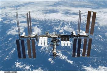 台北上空稀客 國際太空站今晚6時17分劃過