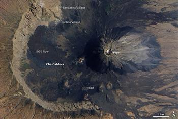 史前火山崩塌引發240公尺巨嘯 科學家憂再現