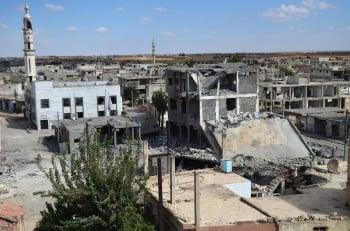 [難民悲歌]俄羅斯介入 敘利亞恐無寧日
