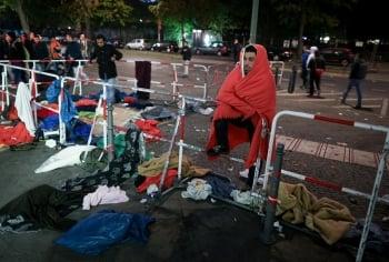 難民危機到門口 專家:德國自食其果