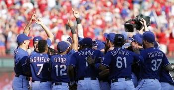 MLB/漢默斯完美好投 遊騎兵美西封王