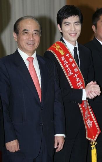 十大青年名單公布 蕭敬騰獲選