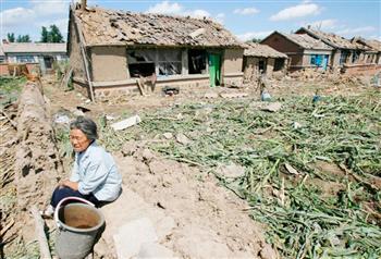 中國農村令人觸目驚心的現狀