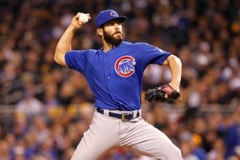 MLB/艾瑞塔完封海盜 小熊闖分區賽