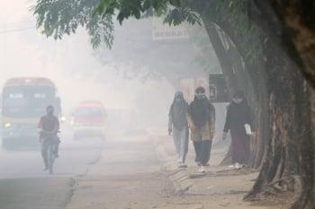 對抗霾害 印尼點頭接受國際援助