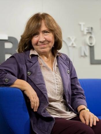 白俄羅斯女作家 獲諾貝爾文學獎