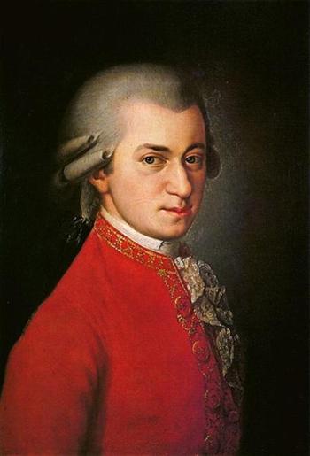 音樂神童莫札特 傳遞神之美好
