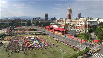 雙十國慶 馬英九:朝野認同中華民國支持維持現狀