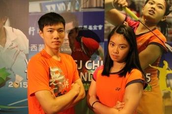 台北羽球大獎賽今開打 地主好手爭獎牌