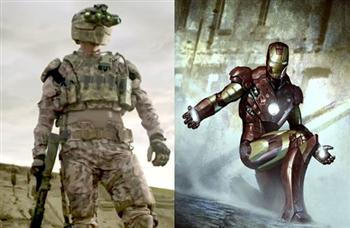 美國研發高科技裝甲衣,我們快要看到鋼鐵人了嗎?