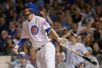MLB/單場6轟破紀錄 小熊捕雀聽牌