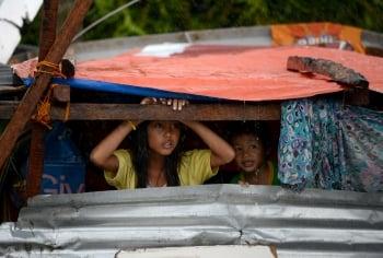 暖化危機迫在眉睫 UN:7億兒童風險高