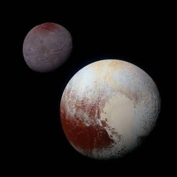 欣賞冥王星一天連續照片 體驗異域奇景