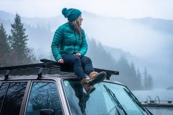 戶外品牌禦寒利器 迎戰多變氣候