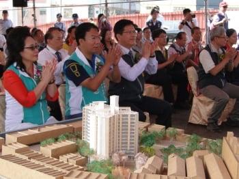 台中社會宅再獲2,100坪 知名建築師推新理念