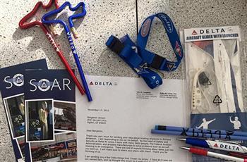 馬航班機失蹤讓8歲男孩苦思並找到尋回計劃,寄給航空公司後他收到驚喜