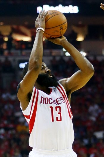 NBA/哈登40分無用 火箭墜毀