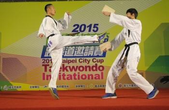 台北城市盃跆拳道今開踢 下屆擬升級積分賽