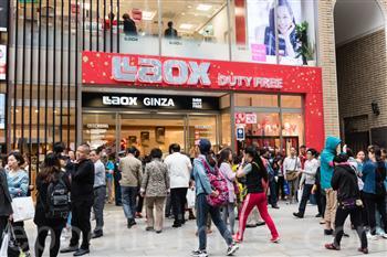 中國遊客「爆買」被選為日本最熱門話題