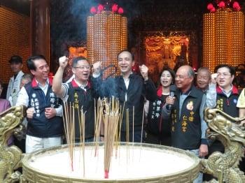 朱立倫:參選總統 為台灣及中華民國