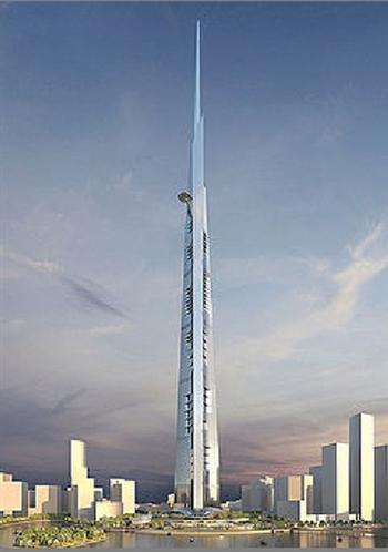 【影片】沙烏地阿拉伯將建「世界第一高樓」 直入雲霄