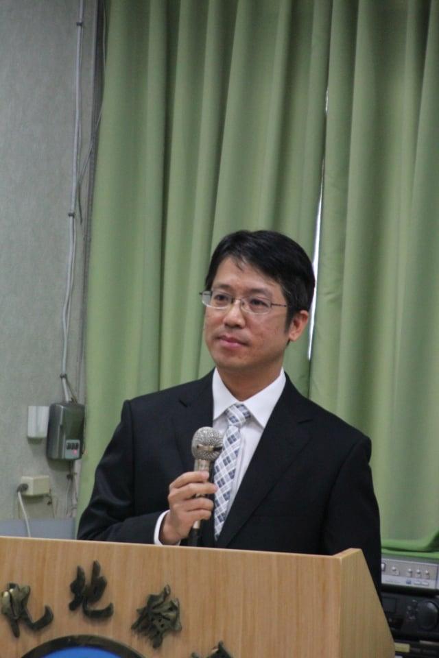 彰化地檢署襄閱主任檢察官黃智勇。(記者郭益昌/攝影)