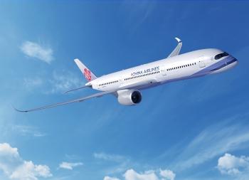 華航班機正常起降 42旅行團陸續返台