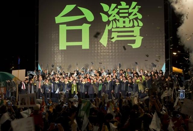台灣民主向前走 六四領袖:引導中國人轉念