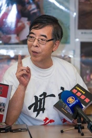 突破兩岸僵局 吳仁華:台應要求民主統一