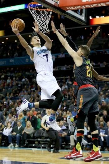 NBA/豪小子24分助陣 黃蜂逆轉東區龍頭騎士