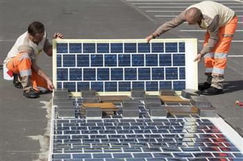 法擬鋪設1,000公里太陽能路面 供電500萬人