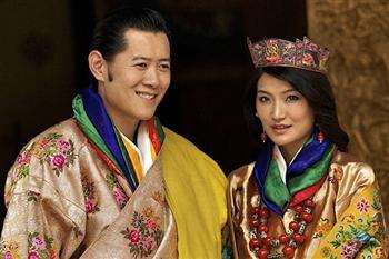 不丹王室傳喜訊 王后誕下小王子